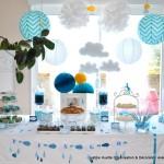 idée de décoration - sweet table Baptême - décoratrice d'événement 77