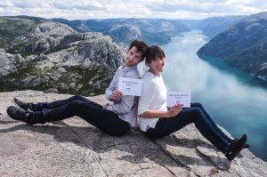 séance d'engagement wedding planner