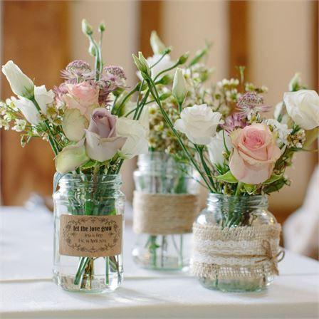 Un mariage vintage justine huette cr atrice de jolis moments - Hochzeitsdekoration vintage ...