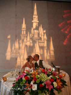 Un Mariage Féérique Digne Des Princesses Disney   Wedding Planner 77    Région Parisienne   Décoratrice