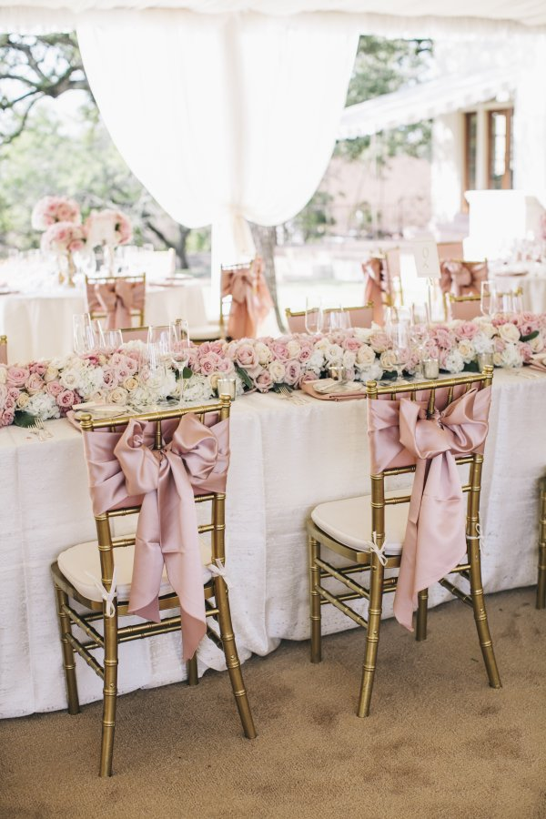 Un mariage rose gold justine huette cr atrice de jolis for Article de decoration