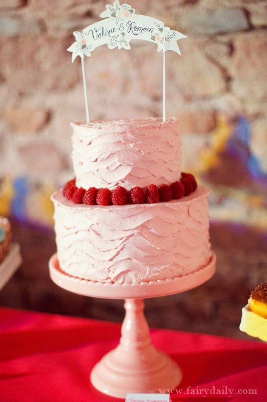 inspiration- scénographie - mariage thème framboise - wedding planner et décoratrice 77
