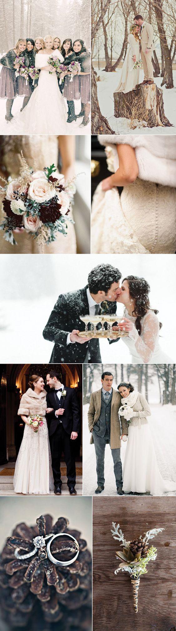 se marier l'hiver Basse saison- wedding planner et décoratrice 77