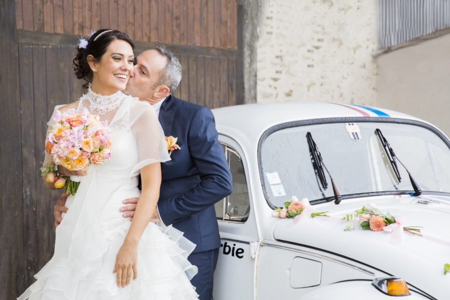 Justine Huette; créatrice de jolis moments Wedding planner