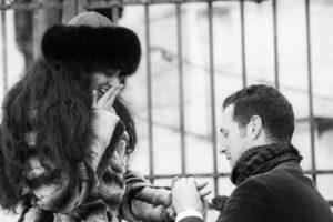 wedding planner seine-et-marne 77 - Les amoureux de Dubaï, il lui demande sa main à Paris
