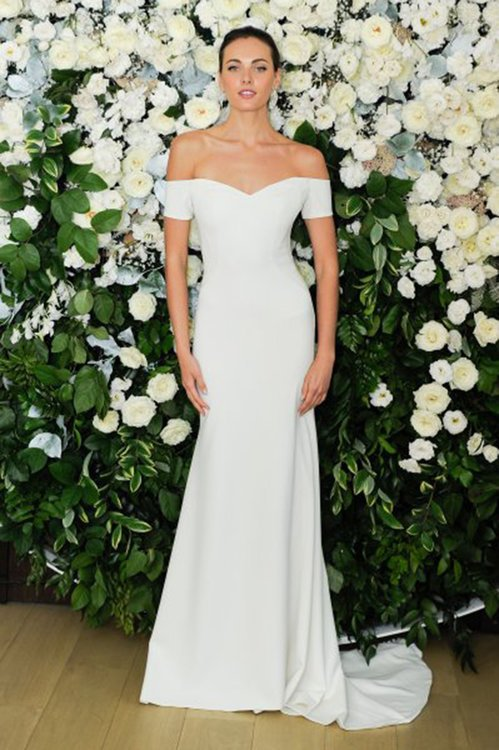 robe de mariée tendance 2019