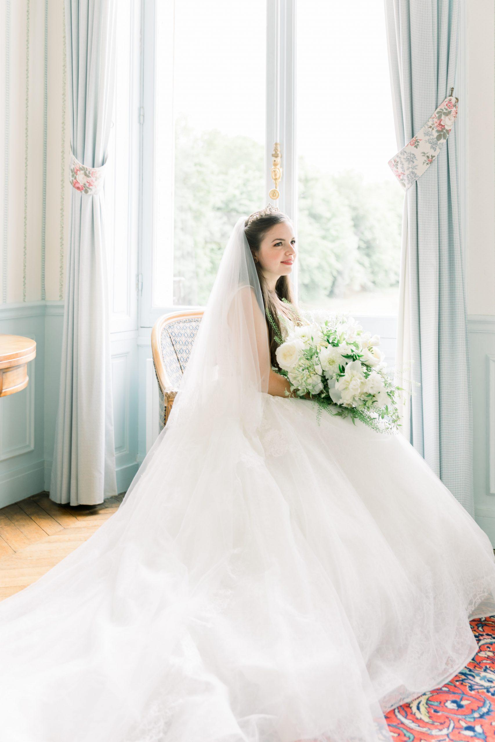 Justine Huette Wedding planner haut de gamme Paris/Île-de-France - Chateau de Dangu